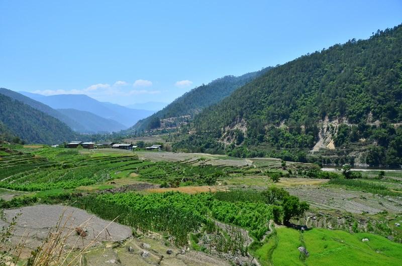 Bhutan Wetter